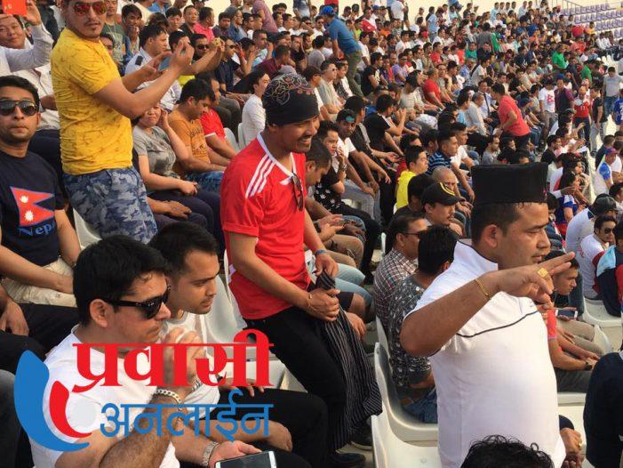 एएफसी यू-२३ च्याम्पियनसिप को पहिलो खेलमै नेपाल पराजित